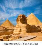 Egyptian Great Sphinx Full Bod...