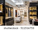 clothing store interior | Shutterstock . vector #511516753