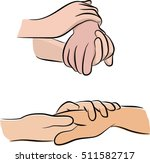 Encouraging Hands