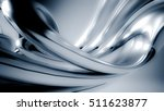 beautiful gray seamless... | Shutterstock . vector #511623877