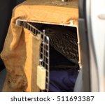 a rehabilitated immature... | Shutterstock . vector #511693387