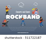 Concert And Events Rockband...