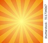 bright abstract cartoon... | Shutterstock . vector #511734067