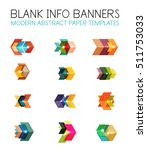 banners  business backgrounds... | Shutterstock .eps vector #511753033