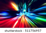 abstract motion blur background | Shutterstock . vector #511756957