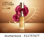 Camellia Skin Toner In Sprayer...