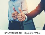 picture of business team... | Shutterstock . vector #511897963