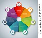 vector infographic elements.... | Shutterstock .eps vector #511927693