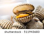 delicious boiled or steamed...   Shutterstock . vector #511943683