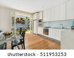 the kitchen with modern style | Shutterstock . vector #511953253