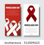 a set of vertical web banners ... | Shutterstock .eps vector #512009623