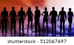 business people success... | Shutterstock . vector #512067697