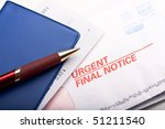 close up of check book over a...   Shutterstock . vector #51211540