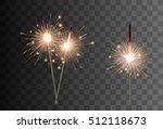 dark bengal lights composition...   Shutterstock .eps vector #512118673