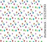 vector illustration seamless... | Shutterstock .eps vector #512125543