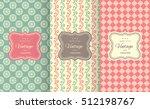 charming different vector... | Shutterstock .eps vector #512198767