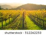 napa valley california vineyard ...   Shutterstock . vector #512262253