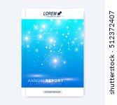 modern vector template for... | Shutterstock .eps vector #512372407