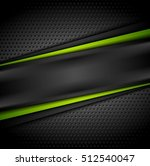 dark green tech contrast... | Shutterstock .eps vector #512540047