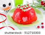 new year and christmas cake... | Shutterstock . vector #512710303