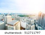 business and culture concept  ... | Shutterstock . vector #512711797