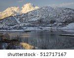 austerstraumen bridge over...   Shutterstock . vector #512717167