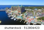 Destin  Florida. Aerial View O...