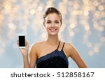 technology  advertisement ... | Shutterstock . vector #512858167