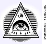All Seeing Eye Is On The...
