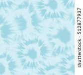 turquoise digital bleached tie...   Shutterstock . vector #512877937