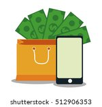 smartphone shopping and...