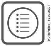 items gray vector icon. image...