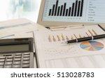 the report summarizes the... | Shutterstock . vector #513028783