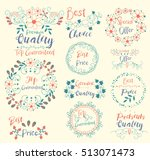 top guaranteed.best price.... | Shutterstock .eps vector #513071473