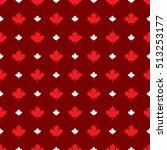 a seamless vector wallpaper... | Shutterstock .eps vector #513253177