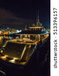 Small photo of South Africa - January 30 2015: Cape town victoria and alfred waterfront Yacht