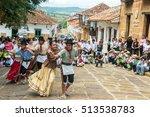 Barichara  Colombia   May 13 ...