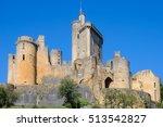 Castle Of Bonaguil  Aquitaine ...
