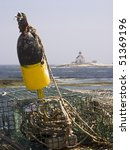 Small photo of Cuckold's Island Light & Fishing Gear, Boothbay Harbor, Maine