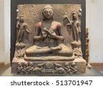 preaching buddha   an...   Shutterstock . vector #513701947