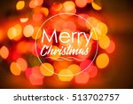"christmas ball with text ""merry ... 