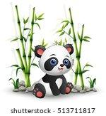 vector illustration of baby... | Shutterstock .eps vector #513711817