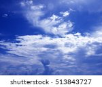 sky clouds | Shutterstock . vector #513843727