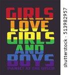typography  tshirt design ... | Shutterstock .eps vector #513982957
