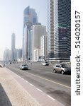 dubai  united arab emirates.... | Shutterstock . vector #514020157