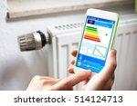 smart home  intelligent house... | Shutterstock . vector #514124713