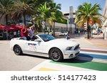 usa  florida. miami beach.... | Shutterstock . vector #514177423