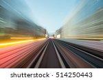 Speed Motion In Urban Highway...