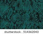 snake skin seamless pattern... | Shutterstock .eps vector #514362043