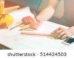engineer  design  construction...   Shutterstock . vector #514424503